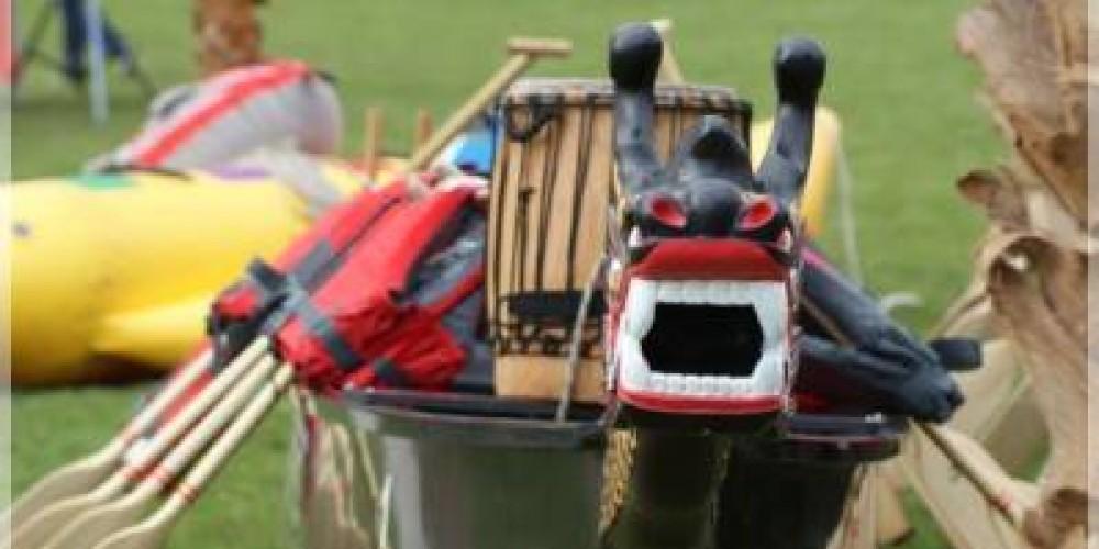 Wyścigi smoczych łodzi