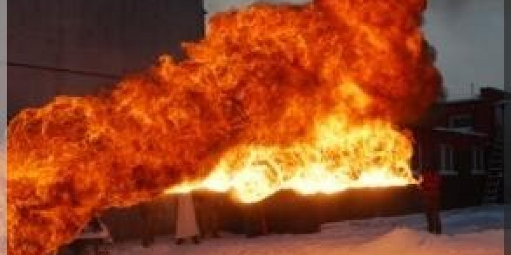 Miotacz ognia